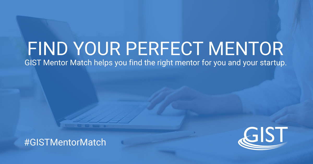 GIST Mentor Match Top Banner