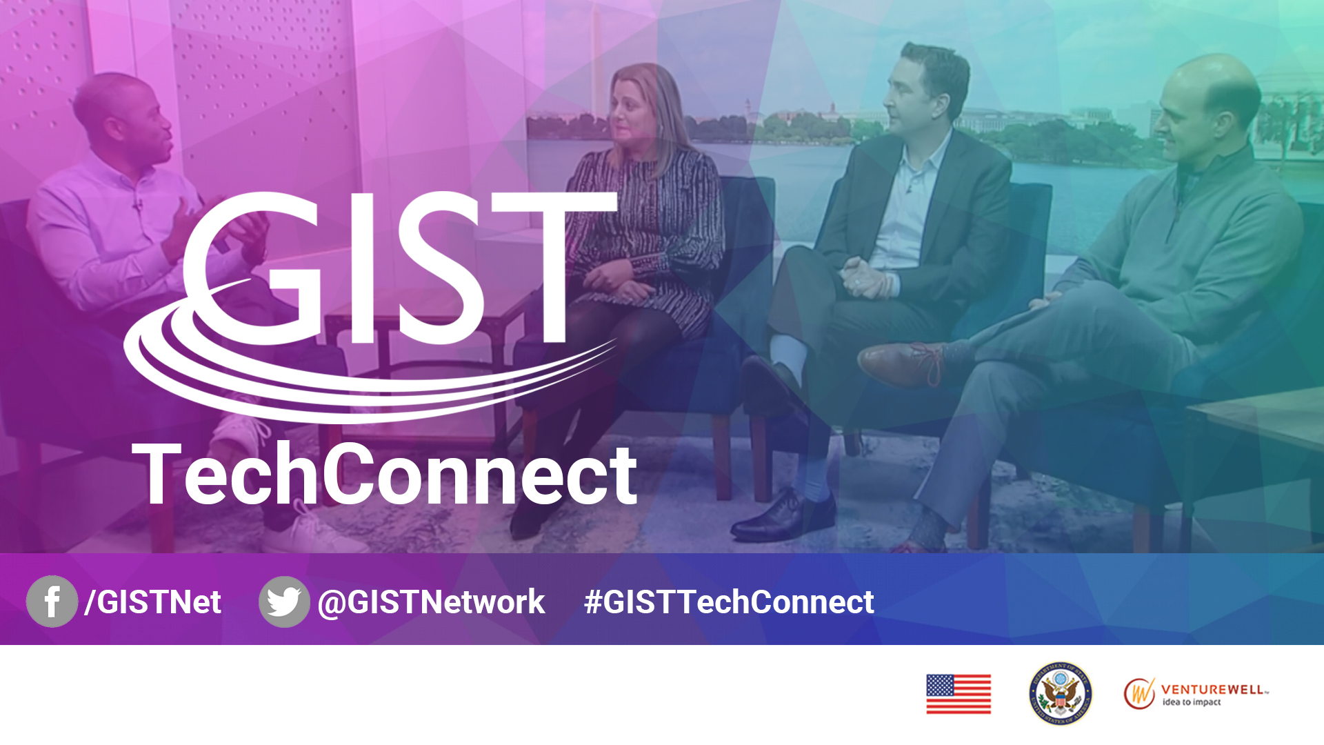 GIST TechConnect Top Banner