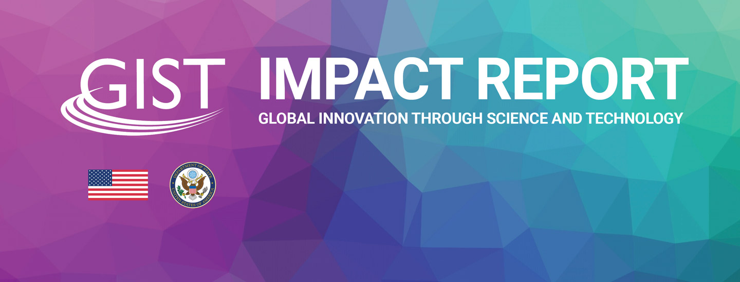 Learn About GIST Accomplishments in the New Impact Report
