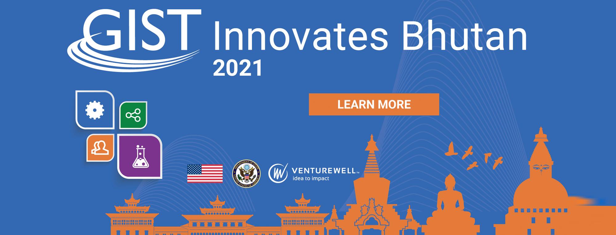 Apply now for GIST Innovates Bhutan!
