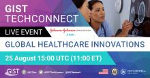 Global Healthcare Innovations Banner