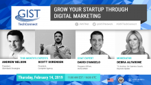Grow Your Startup through Digital Marketing Banner